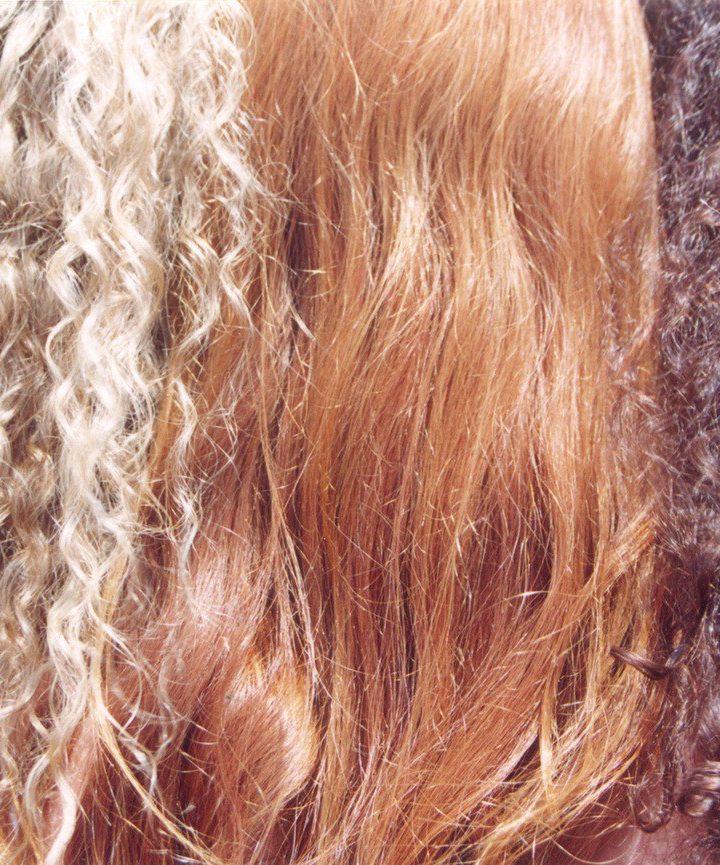 Każda fryzura jest inna